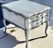 Shabby Chic Side Table in Miramar, California