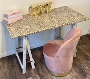 Shabby Chic Desk and Chair in Miramar, California