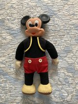 1970's Marching Mickey Mouse in Warner Robins, Georgia