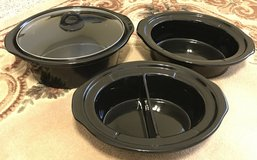 Crockpot Inserts with Lid in Fort Knox, Kentucky