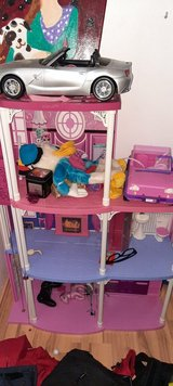 Barbie Home big good condition in Ramstein, Germany