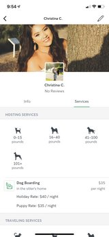 Dog walking/ sitting services now available! in Spring, Texas
