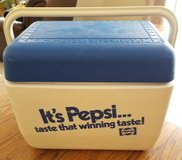 Ice Chest cooler (Blue only) in Naperville, Illinois
