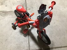 Child bike in Lackland AFB, Texas