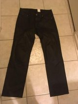 Kevlar Waxed Denim Motorcycle Jeans in Miramar, California