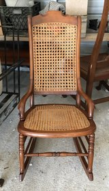 Antique Rocking Chair in Beaufort, South Carolina