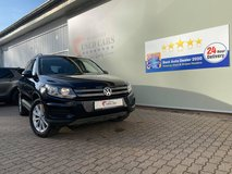 2017 Volkswagen Tiguan Limited in Spangdahlem, Germany