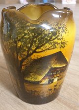 hand-painted Vase rare in Ramstein, Germany