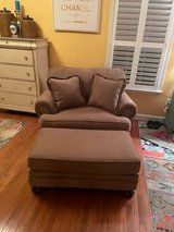 New Oversized chair and Matching Ottoman Lane in Quantico, Virginia