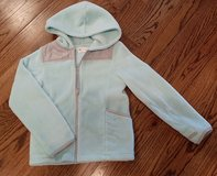 Girls size 7 brand SO soft sherpa great for spring/Fall in Morris, Illinois