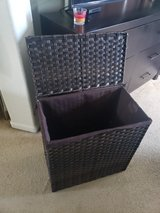 Rattan Laundry Basket - Large in Vacaville, California