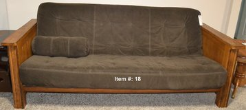 Futon with very good firm mattress. in Tomball, Texas