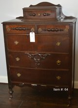 Antique Dresser in Tomball, Texas