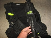 Aqualung RDS Malibu Scuba Diving Dive vest adult Small in Fort Bliss, Texas