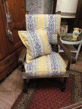 Antique armchair France 1890 upholstered armchair armchair armchair in Baumholder, GE