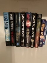 Reduced - $12 Patterson Books in The Woodlands, Texas