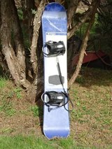 End-of-season-Special   Snowboard 151, Made in Austria   used in Baumholder, GE