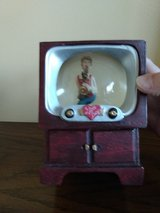 I LOVE LUCY music box in Chicago, Illinois
