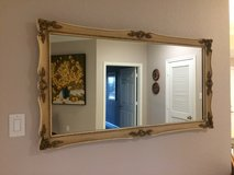Large classic mirror in Tomball, Texas