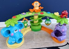 Fisher Price Baby Toddler Jungle Toy in Schaumburg, Illinois