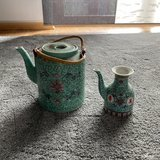 vintage Chinese tea and creamer set in Spangdahlem, Germany