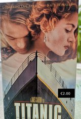 Titanic On VHS in Ramstein, Germany