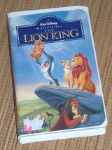 Lion King Video In Clam Shell Case in Morris, Illinois