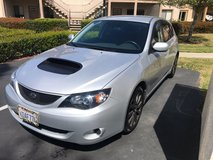 2008 Subaru WRX Hatchback in Miramar, California