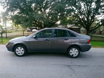 2007 Ford Focus ZX4 LOW MILES in Spring, Texas