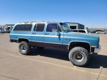 1984 suburban 4x4 in Alamogordo, New Mexico