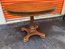 Vintange  Oval Dinning Table/4 Ladder back Chairs in Cherry Point, North Carolina