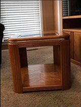 solid oak end tables in Fort Campbell, Kentucky