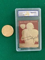 TOM BRADY - Graded Gold Card (3 Designs to choose from) with Highland Mint XLIX Gold coin in Algonquin, Illinois