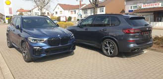 2021 BMW X5 4.0i x-drive  3rd Row With 2500  Miles in Spangdahlem, Germany