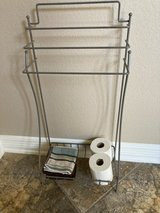 Reduced to $10 Small Towel Stand in Spring, Texas