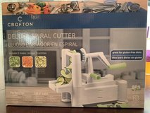Deluxe Spiral Cutter - Like New! in Schaumburg, Illinois
