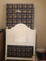 headboard ,bed and frame in Beaufort, South Carolina