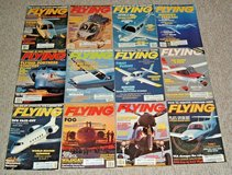 Vintage 1995 Flying Magazine ALL 12 Issues Jan - Dec Aviation Aircraft Airplane in Morris, Illinois