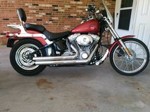 2005 HARLEY SOFTAIL in Camp Lejeune, North Carolina