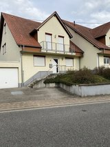 15 minutes RAB- Beautiful duplex in Nanzdietschweiler in Baumholder, GE