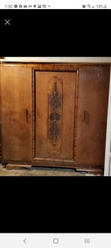 Antique Armoire in Fort Campbell, Kentucky