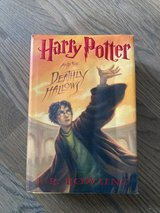 Like new! Harry Potter and the Deathly Hallows Hardcover in Westmont, Illinois