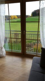 Nice Apartment with beautiful view,    5 min to Vilseck in Grafenwoehr, GE