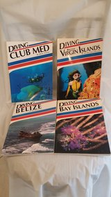BOOKS ON DIVING in Glendale Heights, Illinois