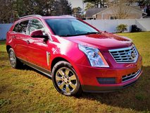 2015 Cadillac SRX Luxury Edition with Bumper to Bumper Warranty in Camp Lejeune, North Carolina
