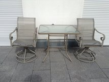 Outdoor Table/chairs in Grafenwoehr, GE