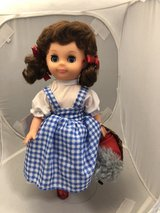 """11"""" Dorothy Wizard of Oz Doll by Gambina in Naperville, Illinois"""