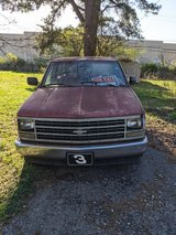 89 Chevy Cheyenne in Fort Campbell, Kentucky