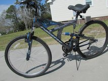 PACIFIC DUAL SUSPENSION BIKE in Camp Lejeune, North Carolina