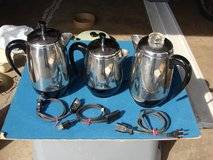 CHOICE OF FARBERWARE ELECTRIC COFFEE PERCULATERS in Plainfield, Illinois